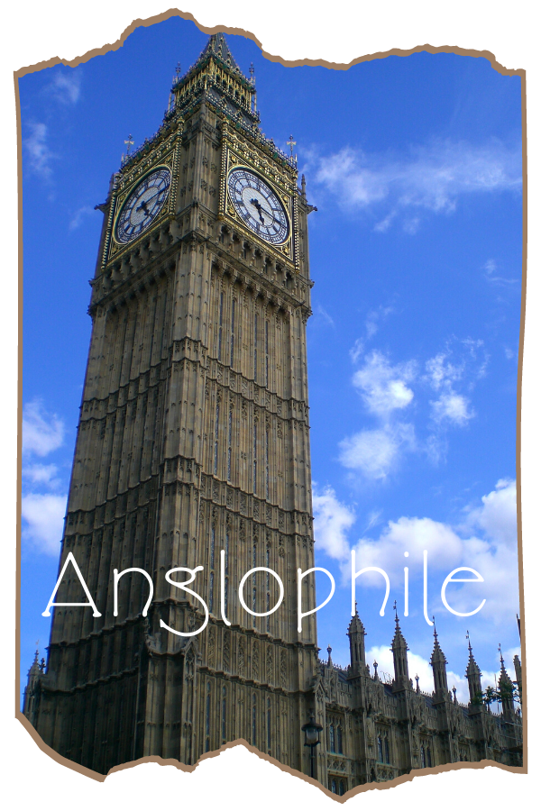 Anglophile, white